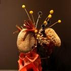 自作花器シリーズ ひまわり